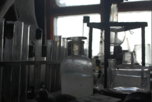 Il Laboratorio del Dr. Lev
