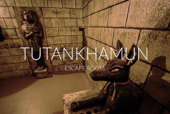Tutankhamun (Escape Rooms Aschaffenburg) Escape Room
