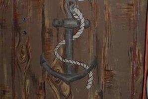 Квест Šílený kapitán aneb únik z potápějící se lodi