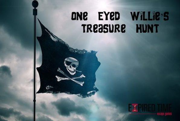 One Eyed Willie's Treasure Hunt