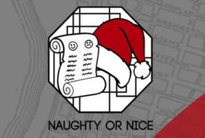 Квест Naughty or Nice