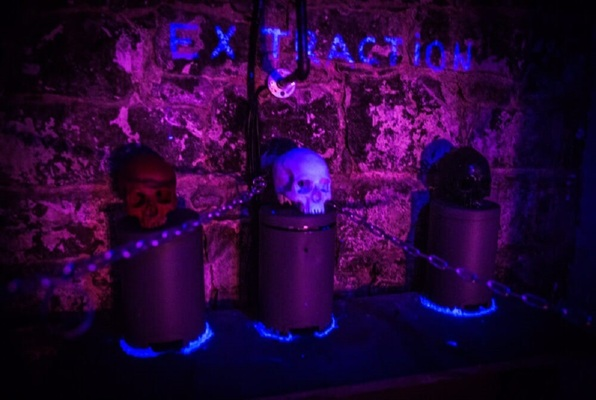 The Impossible Murder Mystery (Komnata Quest) Escape Room