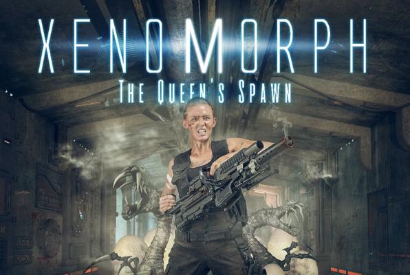 Xenomorph The Queen's Spawn