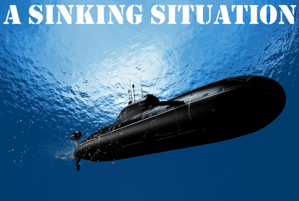 A Sinking Situation