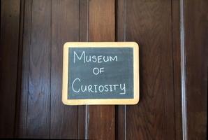 Квест The Museum of Curiosity