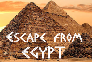 Квест Escape from Egypt