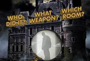 Квест Mystery Manor