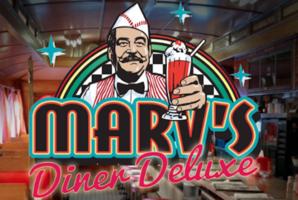 Квест Marv's Diner Deluxe