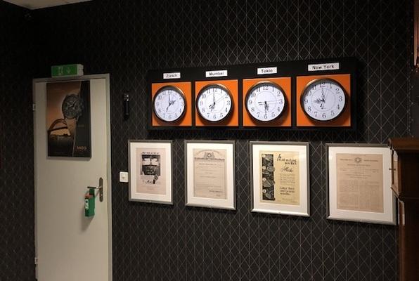 Time Set (The Escape GmbH) Escape Room