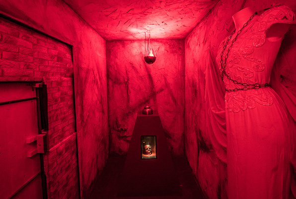 La Tomba (Trap Milano) Escape Room