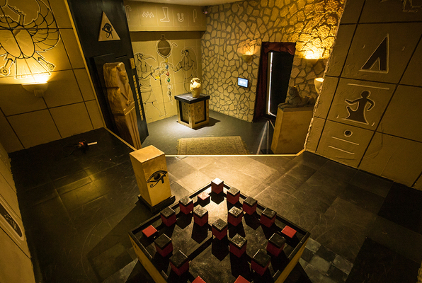 La Piramide (Trap Milano) Escape Room