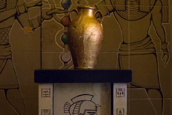 La Piramide (Trap Milano) Escape Room