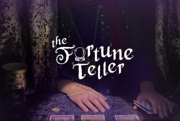 The Fortune Teller (Level Games) Escape Room