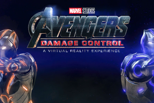 Avengers VR (The Void) Escape Room