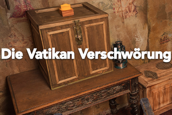Die Vatikan Verschwörung (Mastermind Escape Rooms) Escape Room
