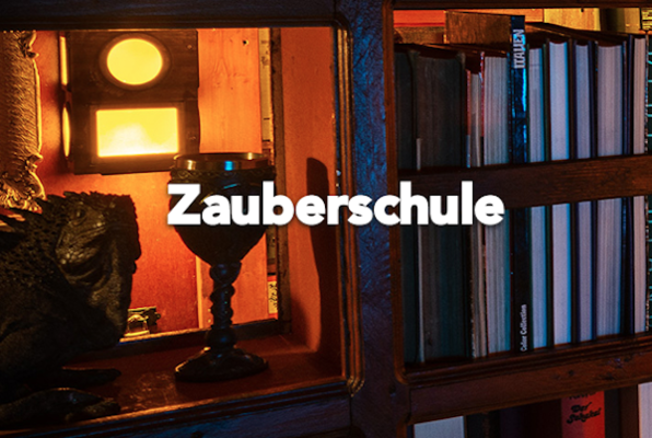 Zauberschule (Mastermind Escape Rooms) Escape Room