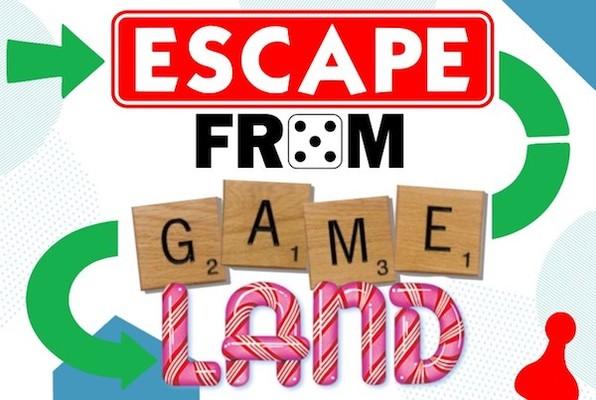 Escape From Game Land (Keystone Escape Rooms) Escape Room