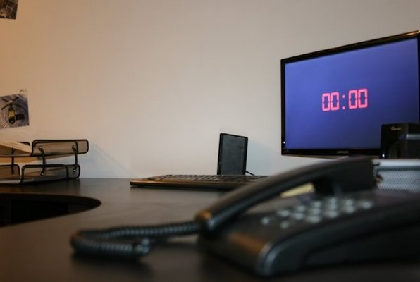 The Hacker's Room (Offline) Escape Room