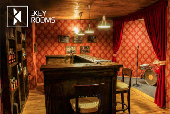 The Al Capone Secret Bar (3KEY Rooms) Escape Room