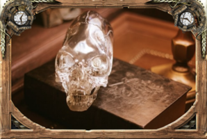 Квест The Crystal Skull