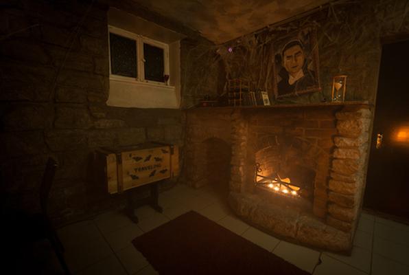 Dracula (Exit Room) Escape Room