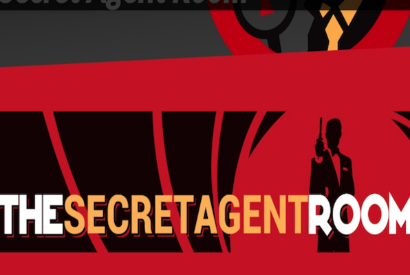 The Secret Agent Room (Escape Arena) Escape Room