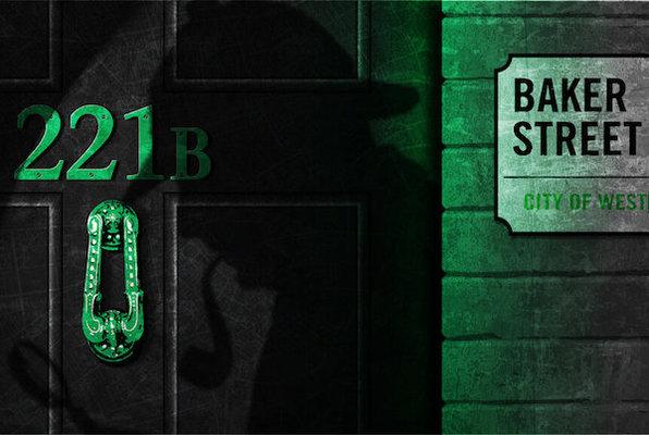 Sherlock - The Initiation