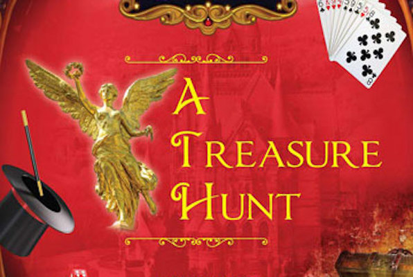 MAGIC SHOW - A TREASURE HUNT (The Hidden Hour Noida) Escape Room