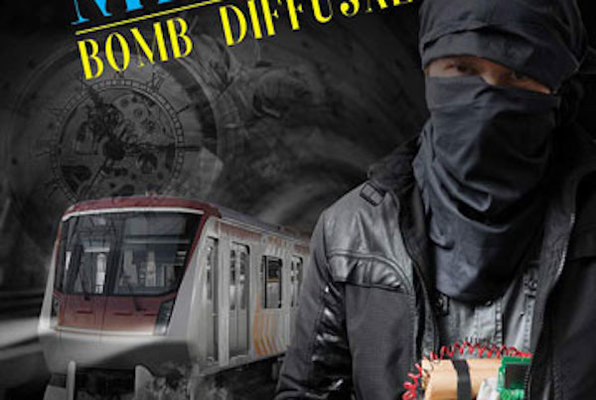 HIJACKED NCR METRO - BOMB DIFFUSAL (The Hidden Hour Noida) Escape Room