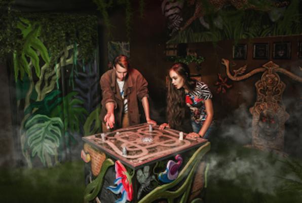 Jungle Quest (5 Quests) Escape Room