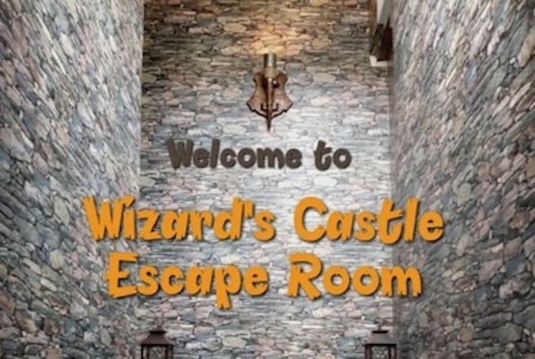 Wizard's Castle (5 Quests) Escape Room