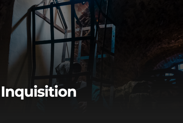 Inquisition (Cle D'or) Escape Room