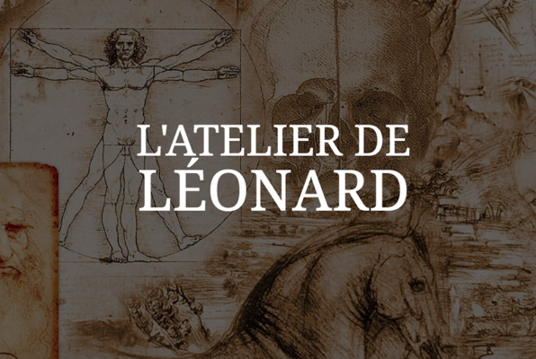 L'Atelier de Léonard (Challenge the Room) Escape Room