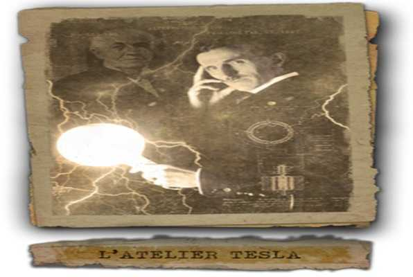 L'atelier tesla (Get Out) Escape Room