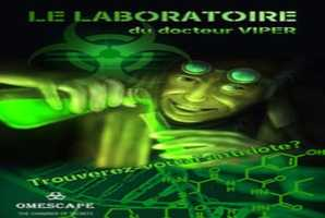 Квест LE LABORATOIRE DU DOCTEUR VIPER