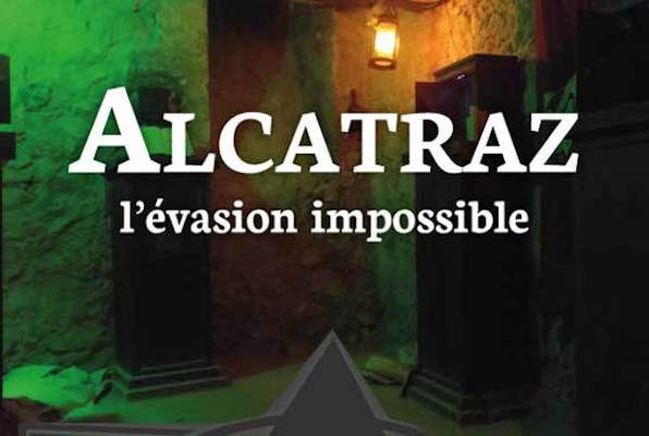 Alcatraz (ExitGame France) Escape Room