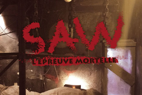 SAW (ExitGame France) Escape Room
