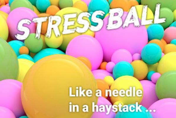 Stress Ball (Boda Borg Zürich) Escape Room