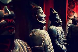 Квест Le Tombeau de l'Empereur Qin