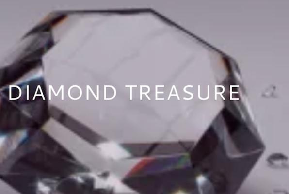 Dazzling Diamond Treasure (Dare2Escape) Escape Room