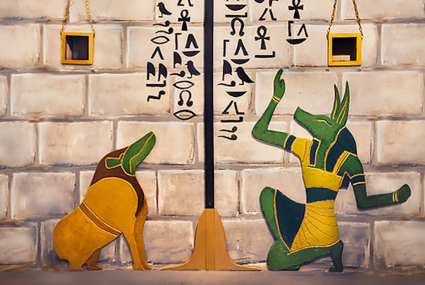 The Egyptian Room (Cryptic Escape) Escape Room