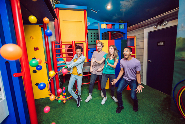 Playground (The Escape Game Philadelphia) Escape Room