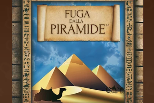 Fuga dalla Piramide (Crypto Escape Room) Escape Room