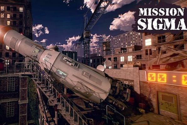 Mission Sigma VR (Virtual Experience) Escape Room