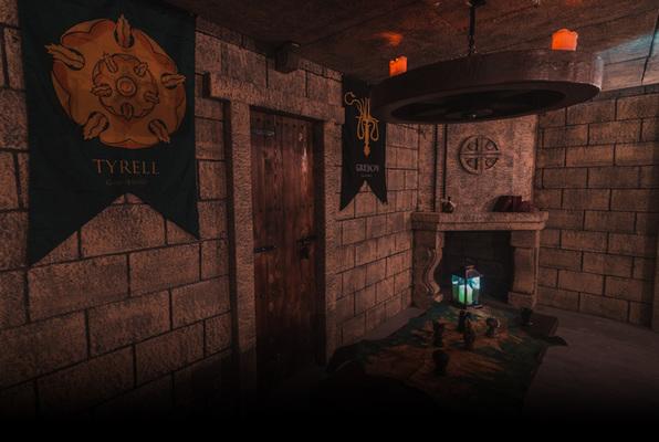 Winer is Coming (GAME OVER Escape Rooms Porto) Escape Room