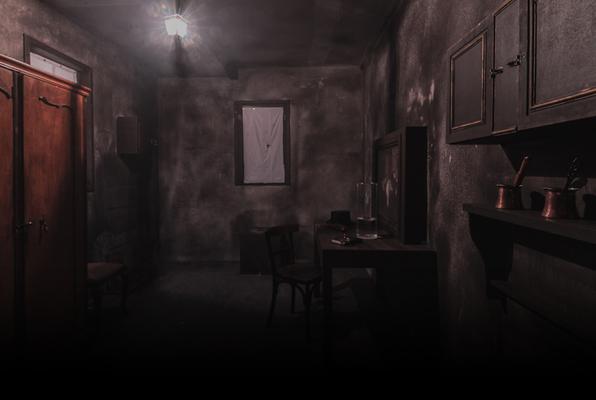 Jack the Ripper (Game Over Lisbon) Escape Room