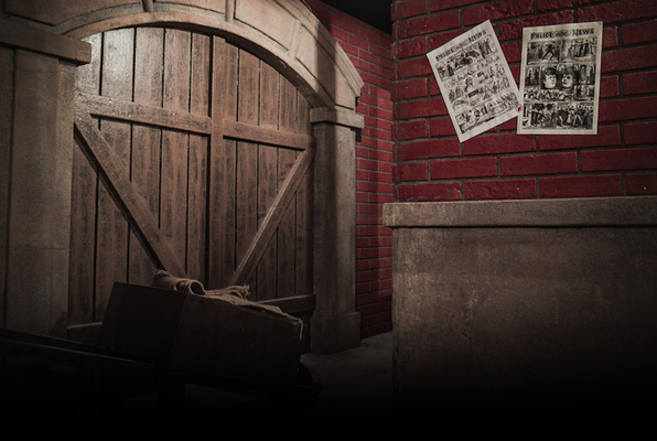 Jack the Ripper (GAME OVER Escape Rooms Lisbon) Escape Room