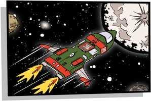 Квест Space Adventure