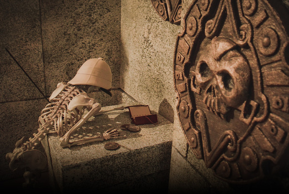Forbidden Temple of Montezuma (Game Over Lisbon) Escape Room