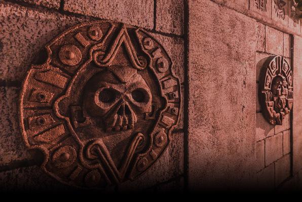 Forbidden Temple of Montezuma (GAME OVER Escape Rooms Lisbon) Escape Room